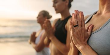 Ernährung, Bewegung & Entspannung beim RDS